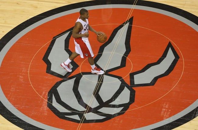 Raptors vs. Pacers - 12/12/14 NBA Pick, Odds, and Prediction