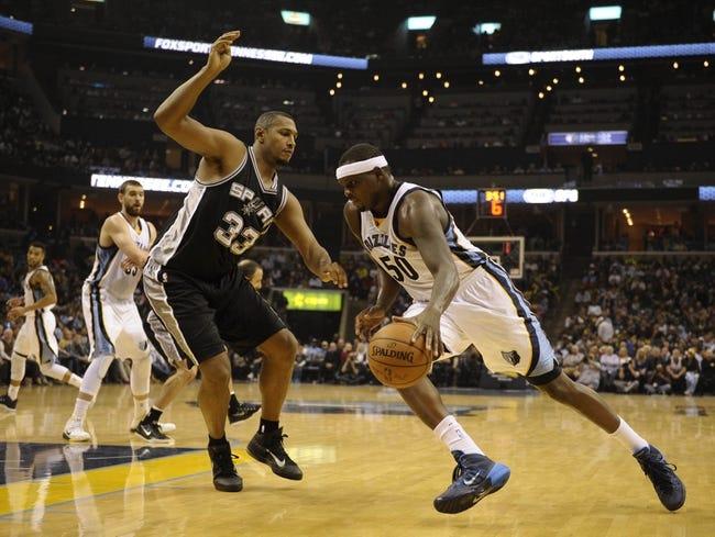 San Antonio Spurs vs. Memphis Grizzlies - 12/17/14 NBA Pick, Odds, and Prediction