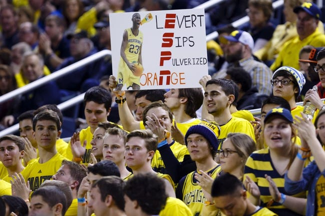 Michigan vs. Eastern Michigan - 12/9/14 College Basketball Pick, Odds, and Prediction
