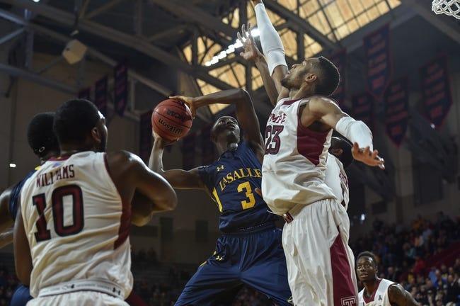 La Salle Explorers vs. Drexel Dragons - 12/5/15 College Basketball Pick, Odds, and Prediction