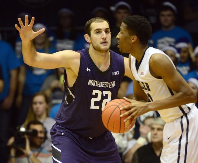 Northwestern Wildcats vs. Miss Valley State Delta Devils - 12/14/14 College Basketball Pick, Odds, and Prediction