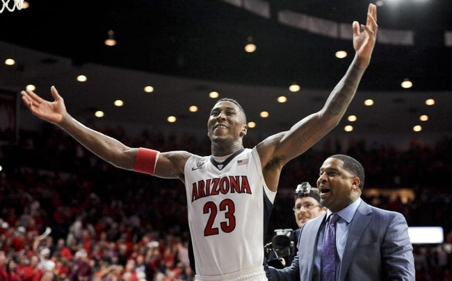 Arizona Wildcats vs. Utah Valley Wolverines - 12/9/14 College Basketball Pick, Odds, and Prediction