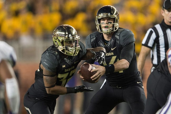 Baylor vs. Michigan State - 1/1/15 Cotton Bowl Pick, Odds, and Prediction