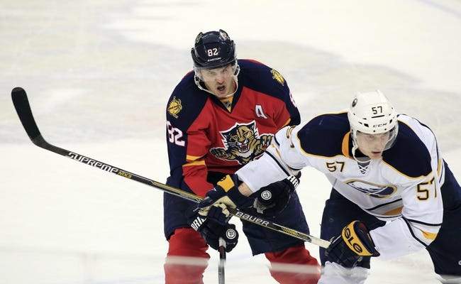 Florida Panthers vs. Columbus Blue Jackets - 12/27/15 NHL Pick, Odds, and Prediction