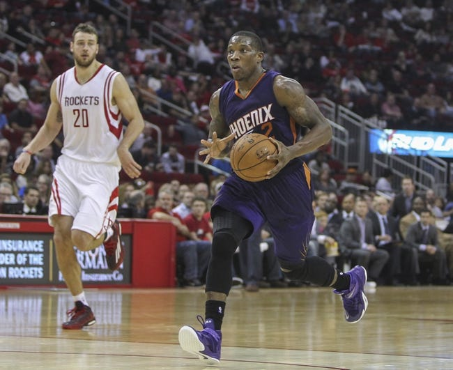 Phoenix Suns vs. Houston Rockets - 1/23/15 NBA Pick, Odds, and Prediction