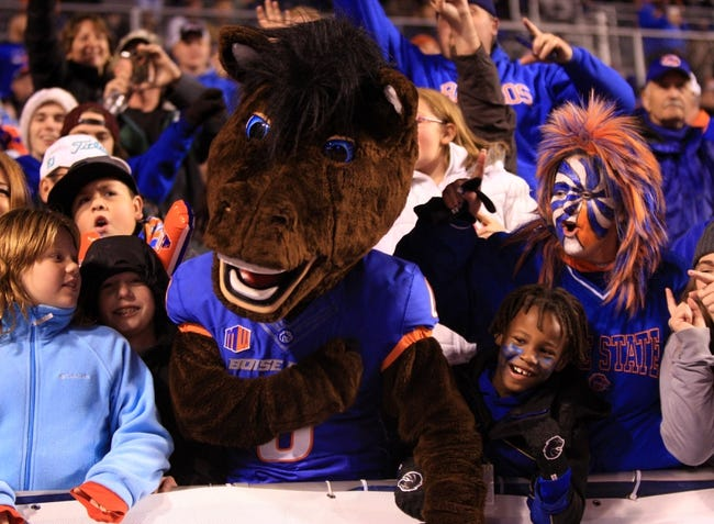 Boise State vs. Arizona Fiesta Bowl - 12/31/14 College Football Pick, Odds, and Prediction