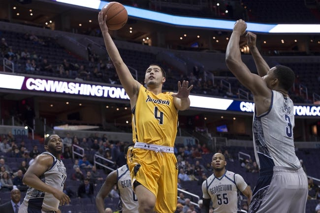 Towson Tigers vs. Drexel Dragons - 1/8/15 College Basketball Pick, Odds, and Prediction