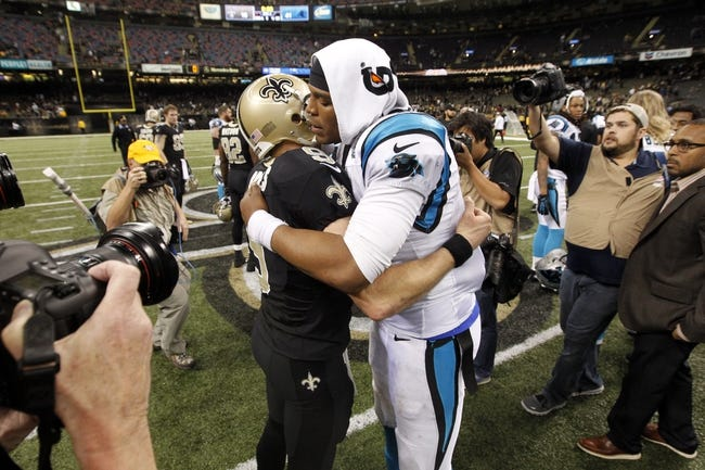 Saints vs. Panthers - 12/6/15 NFL Pick, Odds, and Prediction