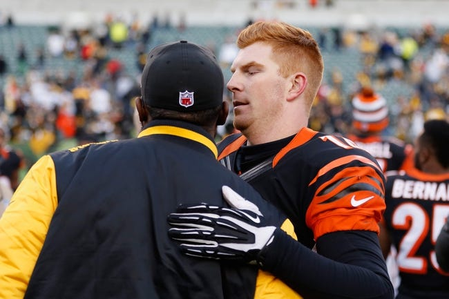 NFL | Cincinnati Bengals (10-4-1) at Pittsburgh Steelers (10-5)