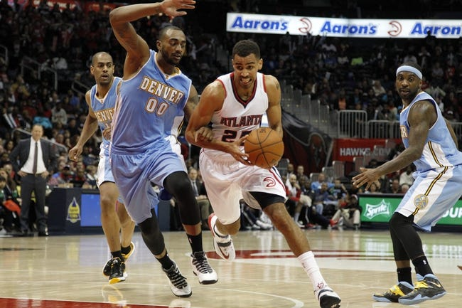 Nuggets vs. Hawks - 3/11/15 NBA Pick, Odds, and Prediction