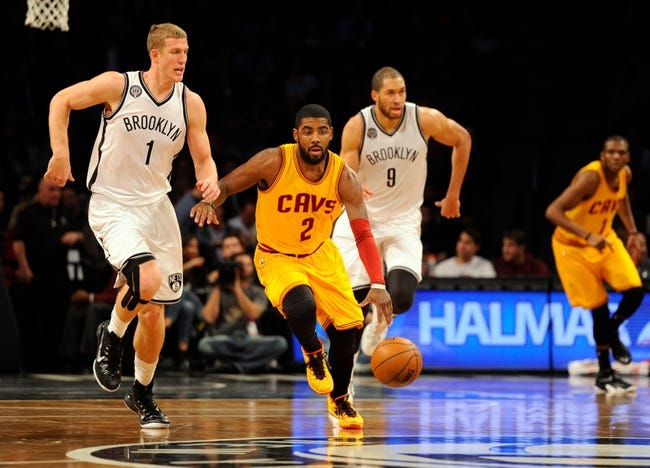 Cavaliers vs. Nets - 12/19/14 NBA Pick, Odds, and Prediction