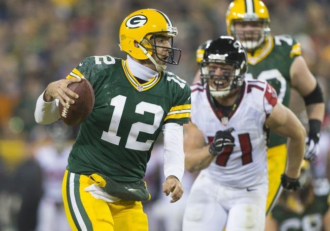 Atlanta Falcons at Green Bay Packers NFL Score, Recap, News and Notes