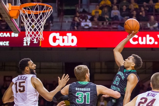Idaho State Bengals vs. North Dakota Fighting Hawks - 3/10/16 College Basketball Pick, Odds, and Prediction