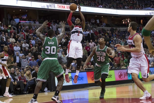 Wizards vs. Celtics - 12/27/14 NBA Pick, Odds, and Prediction