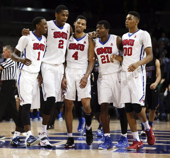 Southern Methodist Mustangs vs. Illinois-Chicago Flames - 12/17/14 College Basketball Pick, Odds, and Prediction
