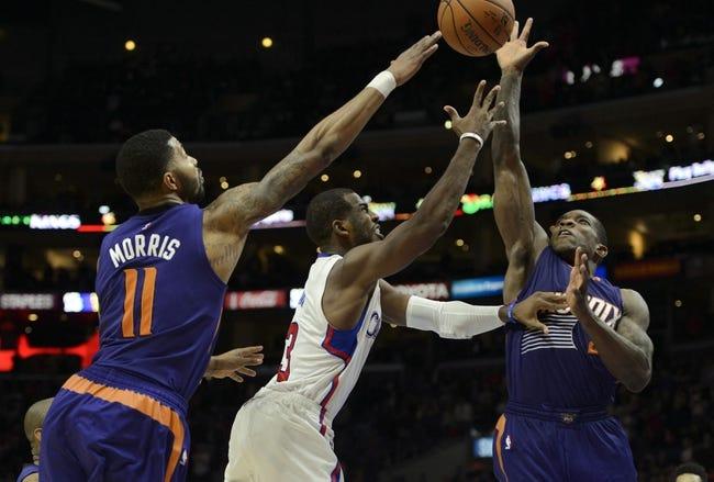 Suns vs. Heat - 12/9/14 NBA Pick, Odds, and Prediction