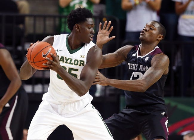 Texas A&M vs. Mercer - 12/30/14 College Basketball Pick, Odds, and Prediction