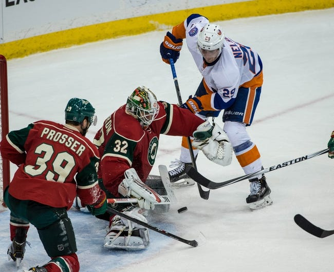 New York Islanders vs. Minnesota Wild - 3/24/15 NHL Pick, Odds, and Prediction