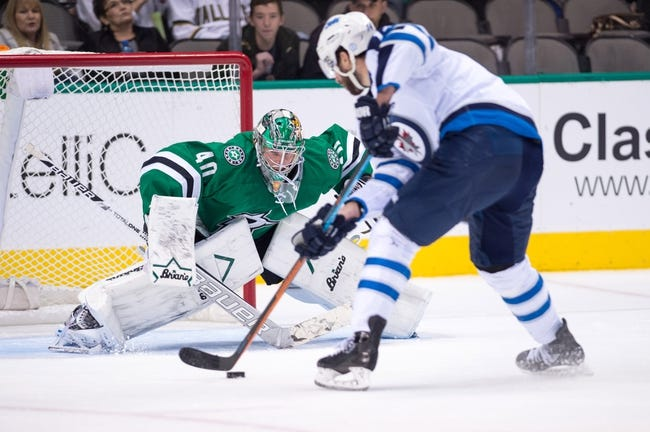 Dallas Stars vs. Winnipeg Jets - 1/15/15 NHL Pick, Odds, and Prediction