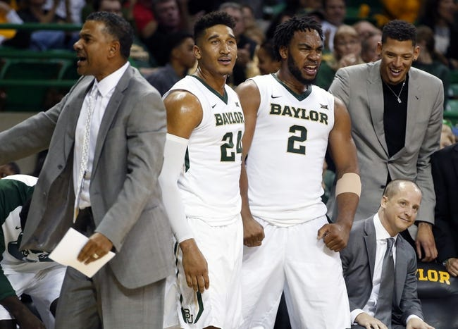 Baylor vs. Kansas - 1/7/15 College Basketball Pick, Odds, and Prediction