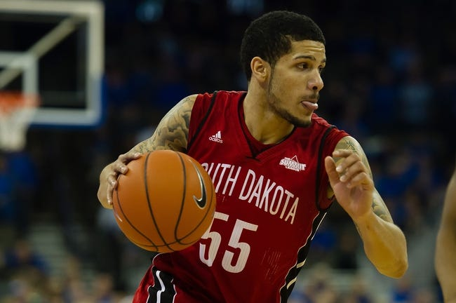 South Dakota vs. Western Illinois - 2/5/15 College Basketball Pick, Odds, and Prediction