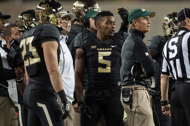 College Football Preview: The 2015 Baylor Bears
