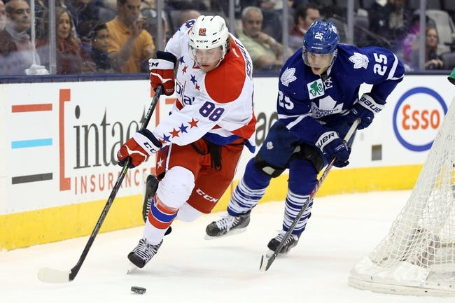 Maple Leafs vs. Capitals - 1/7/15 NHL Pick, Odds, and Prediction