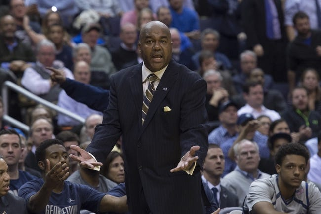 Georgetown vs. Charlotte - 12/20/14 College Basketball Pick, Odds, and Prediction