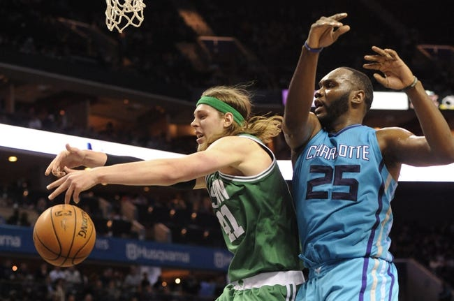 Celtics vs. Hornets - 1/5/15 NBA Pick, Odds, and Prediction