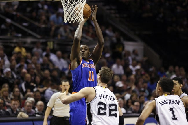 New York Knicks vs. San Antonio Spurs - 3/17/15 NBA Pick, Odds, and Prediction