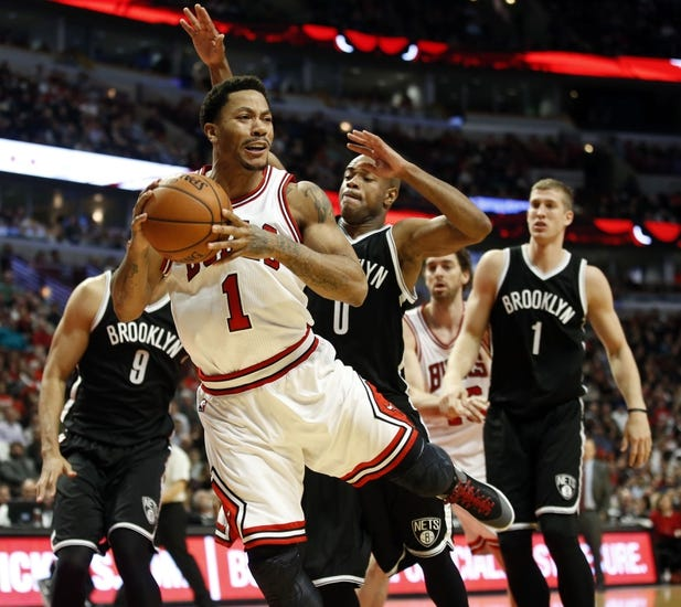 Chicago Bulls vs. Brooklyn Nets - 12/30/14 NBA Pick, Odds, and Prediction