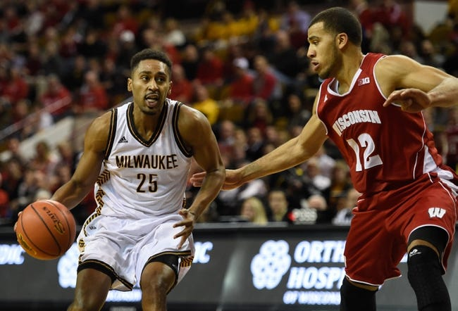 Wright State Raiders vs. Wisc-Milwaukee Panthers - 2/26/15 College Basketball Pick, Odds, and Prediction