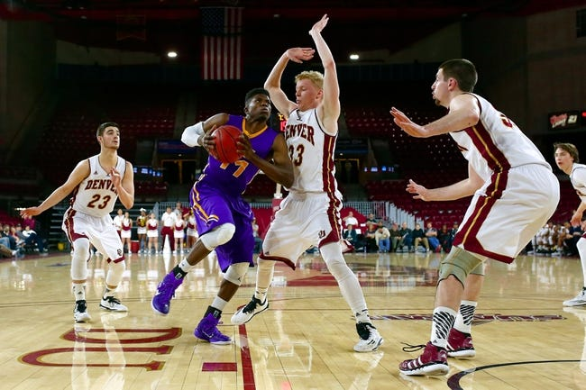 Denver vs. Western Illinois - 1/14/15 College Basketball Pick, Odds, and Prediction