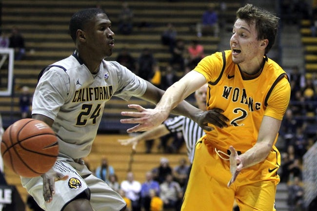 Wyoming vs. California - 12/5/15 College Basketball Pick, Odds, and Prediction