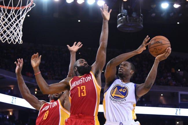 Rockets vs. Warriors - 1/17/15 NBA Pick, Odds, and Prediction