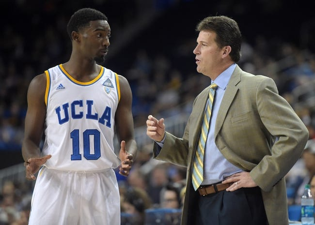 UCLA Bruins vs. UC Riverside Highlanders - 11/30/16 College Basketball Pick, Odds, and Prediction
