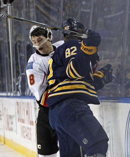Calgary Flames vs. Buffalo Sabres - 1/27/15 NHL Pick, Odds, and Prediction