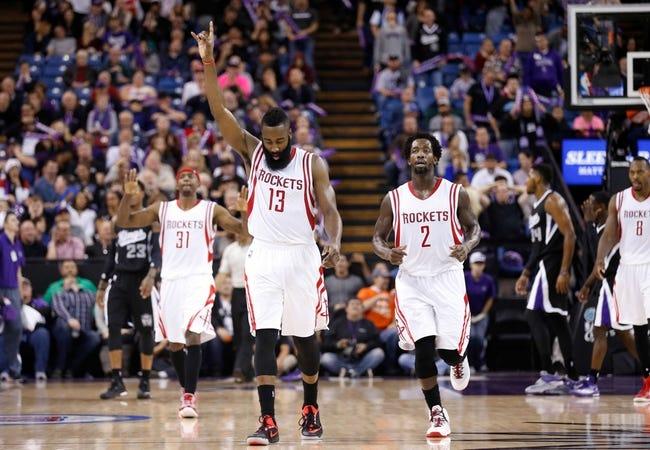 Rockets vs. Nuggets - 12/13/14 NBA Pick, Odds, and Prediction