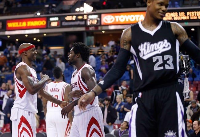 Rockets vs. Kings - 4/1/15 NBA Pick, Odds, and Prediction