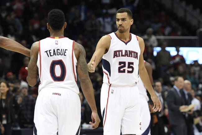 Hawks vs. Bucks - 12/26/14 NBA Pick, Odds, and Prediction