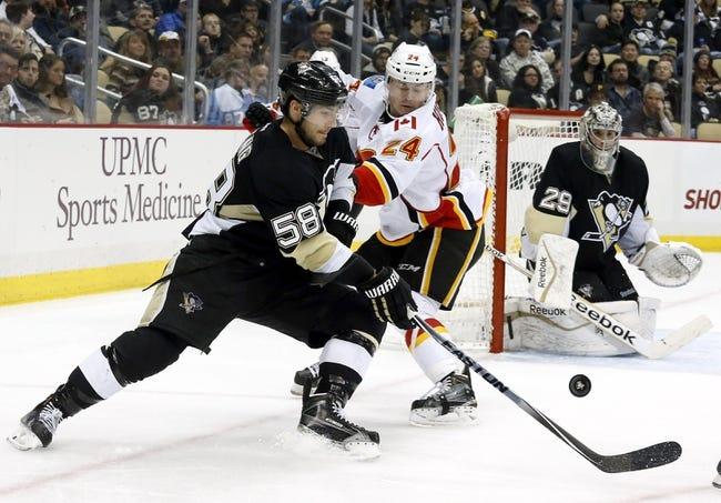 NHL | Pittsburgh Penguins (29-14-8) at Calgary Flames (29-20-3)