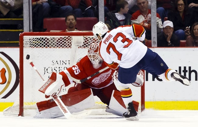 NHL | Detroit Red Wings (27-11-9) at Florida Panthers (20-14-10)