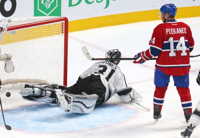 Kings vs. Canadiens - 3/5/15 NHL Pick, Odds, and Prediction