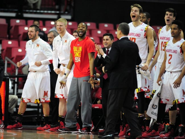 Maryland vs. Oakland - 12/27/14 College Basketball Pick, Odds, and Prediction