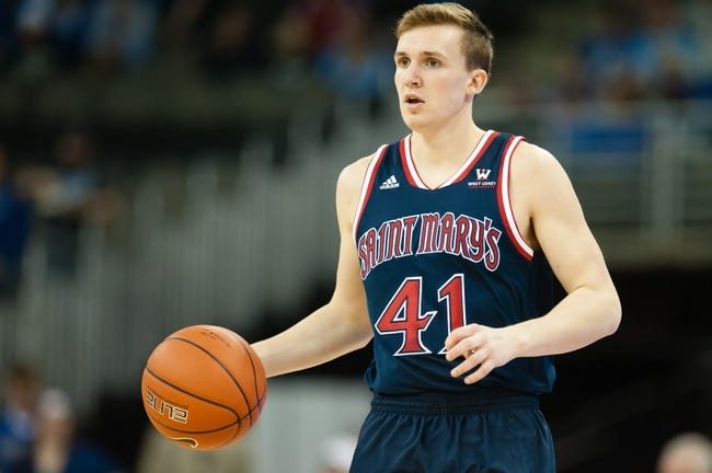 St. Mary's vs. Southern Utah - 12/16/15 College Basketball Pick, Odds, and Prediction