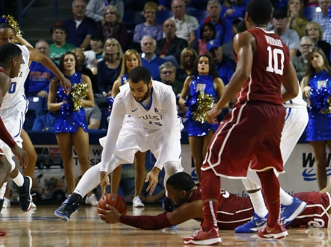 Central Florida Knights vs. Tulsa Golden Hurricane - 12/31/14 College Basketball Pick, Odds, and Prediction