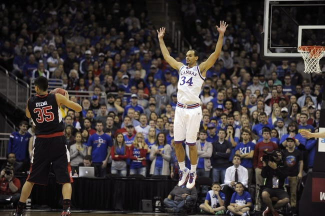 Kansas vs. Kent State - 12/30/14 College Basketball Pick, Odds, and Prediction