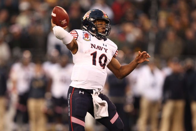 CFB | Navy Midshipmen (7-5) at San Diego State Aztecs (7-5)