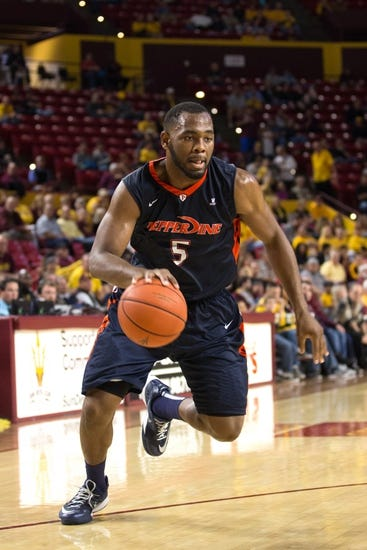 Santa Clara Broncos vs. Pepperdine Waves - 1/24/15 College Basketball Pick, Odds, and Prediction