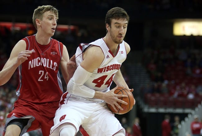 Wisconsin vs. Buffalo - 12/28/14 College Basketball Pick, Odds, and Prediction